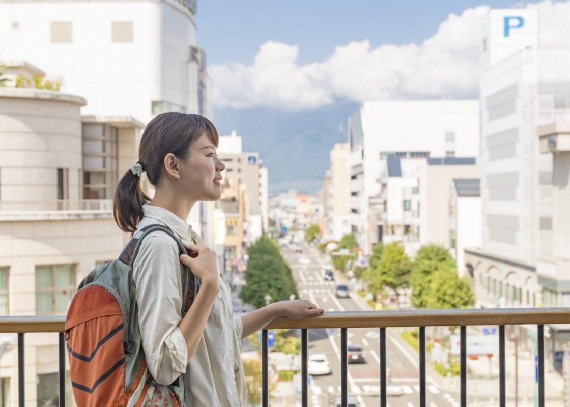 【企業研究】街歩きをしよう!